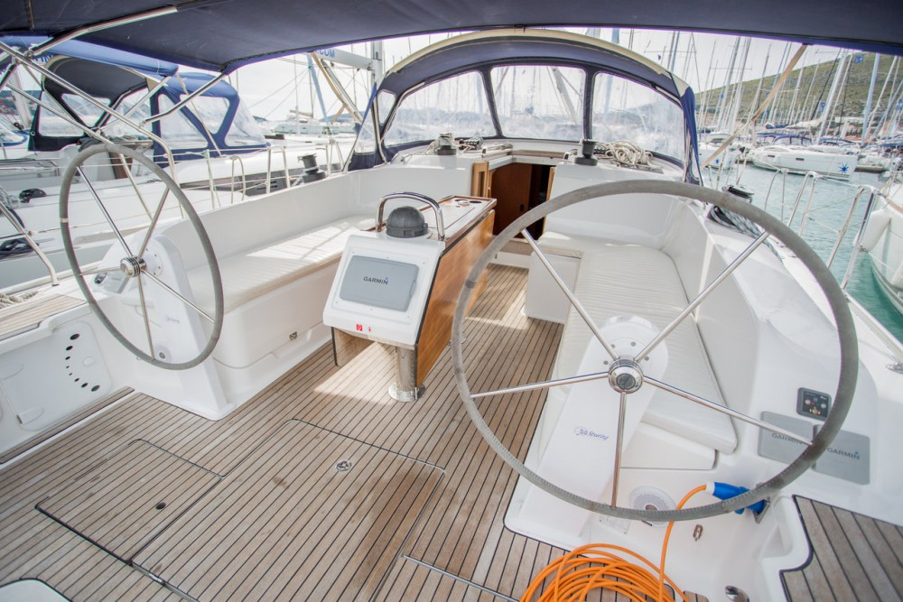Rent a Bavaria Bavaria Cruiser 46 - 4 cab. Balearic Islands