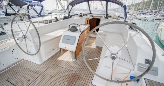 Bavaria Cruiser 46 between personal and professional Palma de Mallorca
