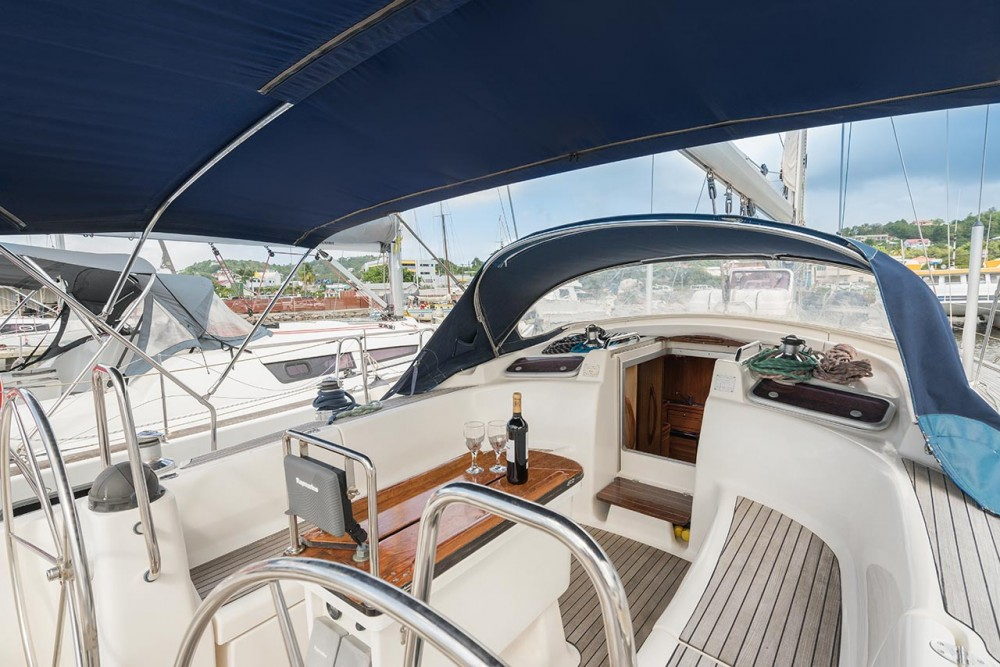 Hire Sailboat with or without skipper Bavaria Bois D'orange