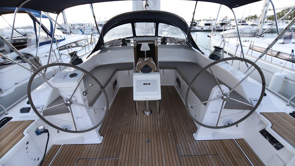Rental Sailboat in Peloponneso - Bavaria Cruiser 51