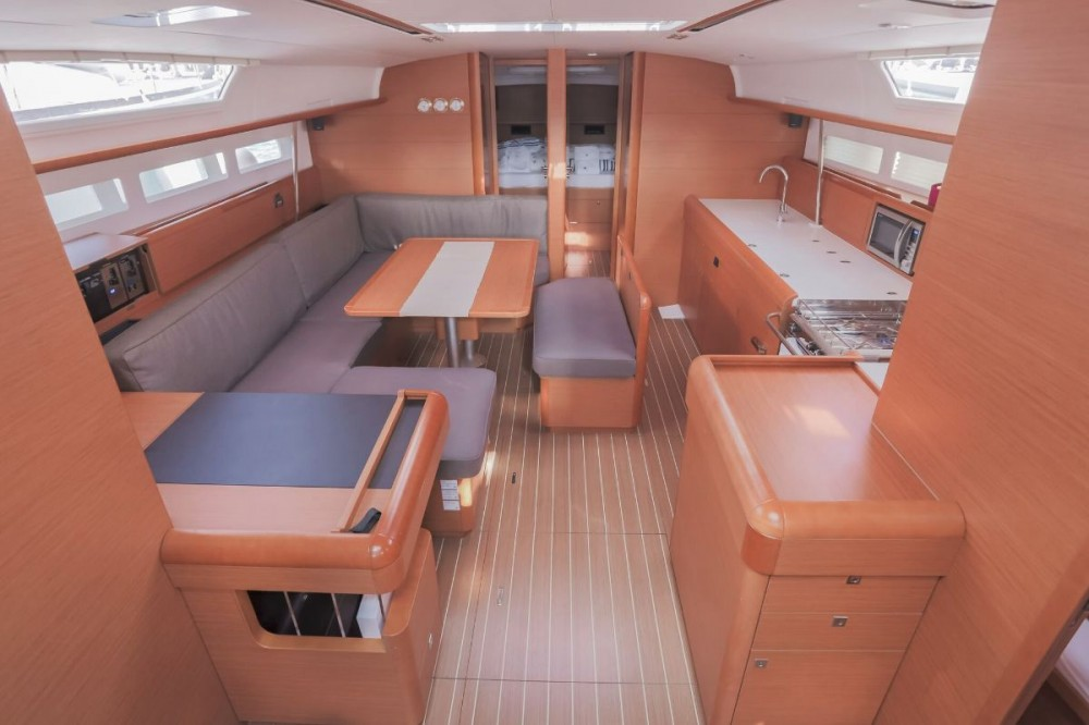 Bavaria Cruiser 51 between personal and professional Seget Donji