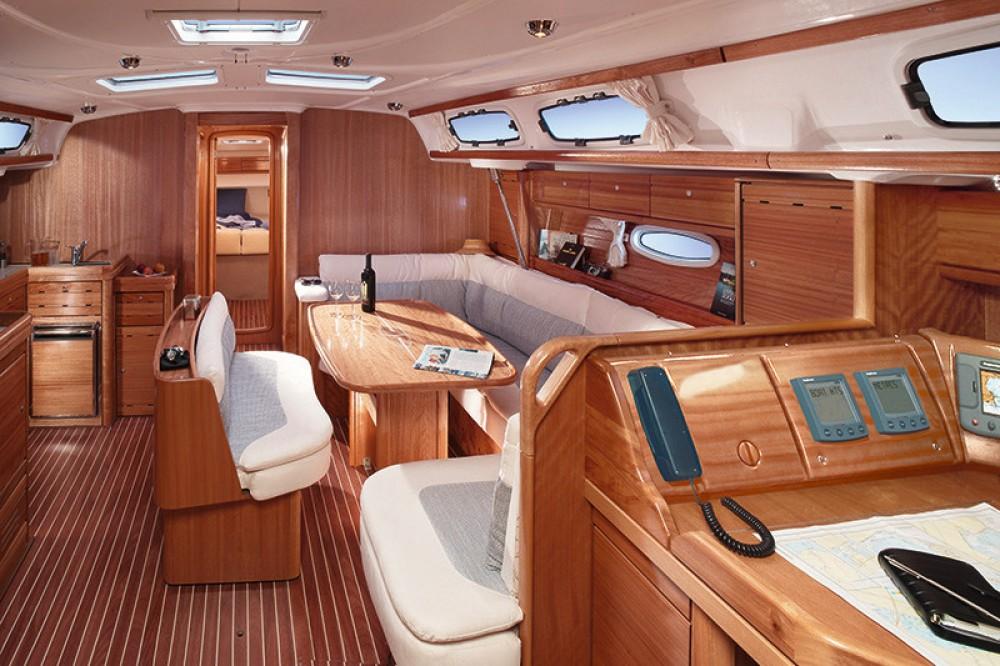 Rent a Bavaria Cruiser 46