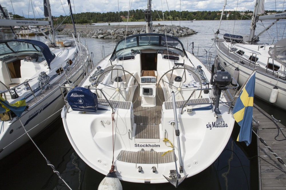 Hire Sailboat with or without skipper Dufour Sweden