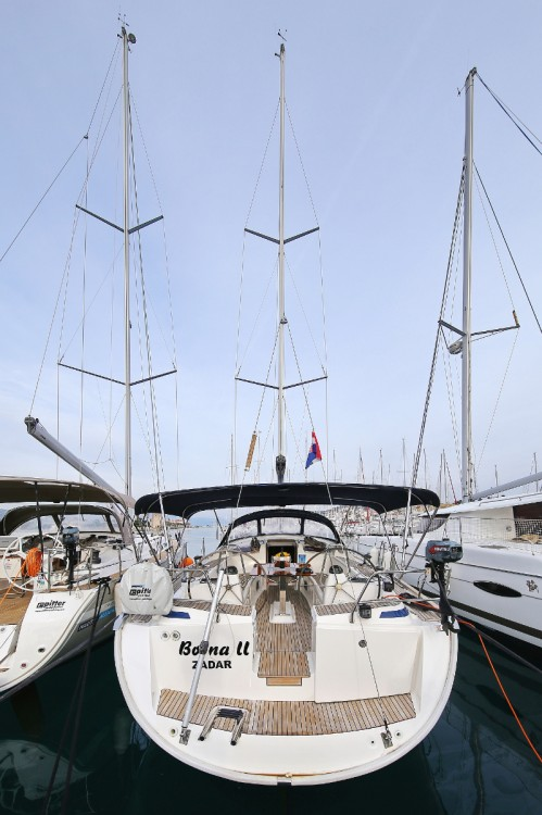Bavaria Cruiser 47 between personal and professional