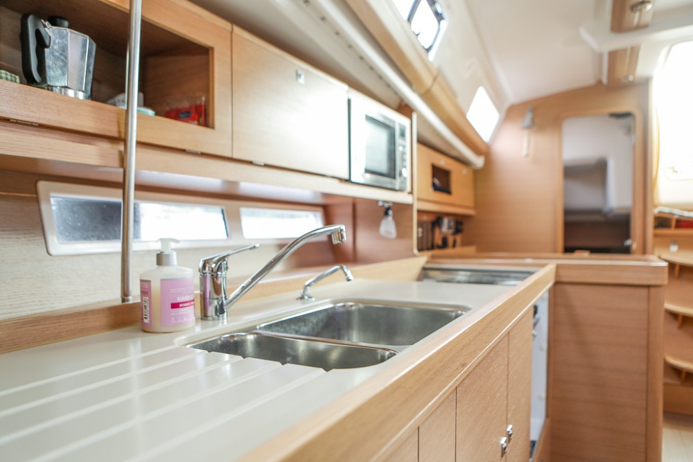 Rent a Dufour Dufour 380 Grand Large Comté de Stockholm