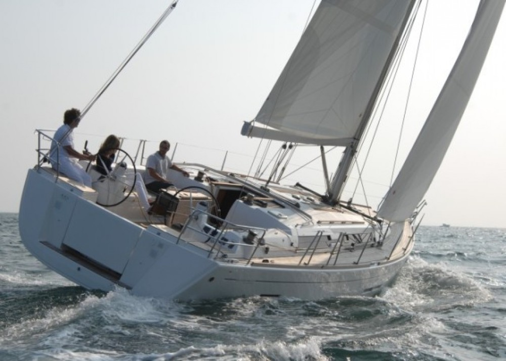 Rental Sailboat in Göcek - Dufour Dufour 445 Grand Large