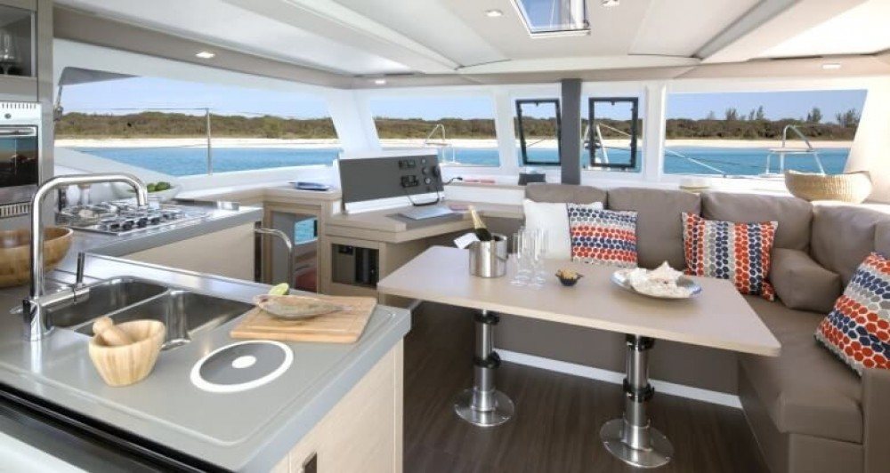 Fountaine Pajot Fountaine Pajot Astrea 42 between personal and professional New England