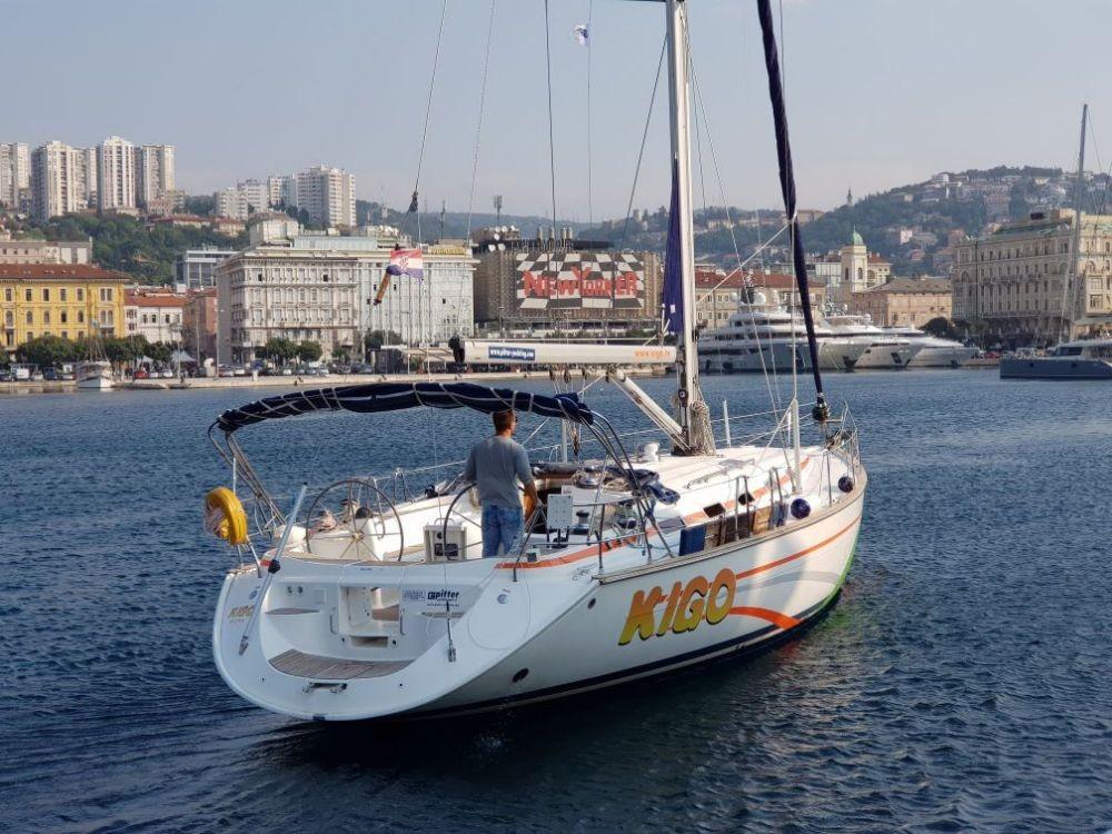 Hire Sailboat with or without skipper Bavaria Grad Rijeka