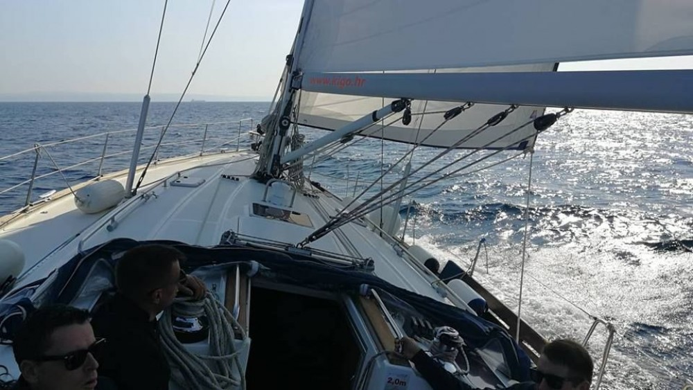 Rental yacht Grad Rijeka - Bavaria Bavaria 49 on SamBoat