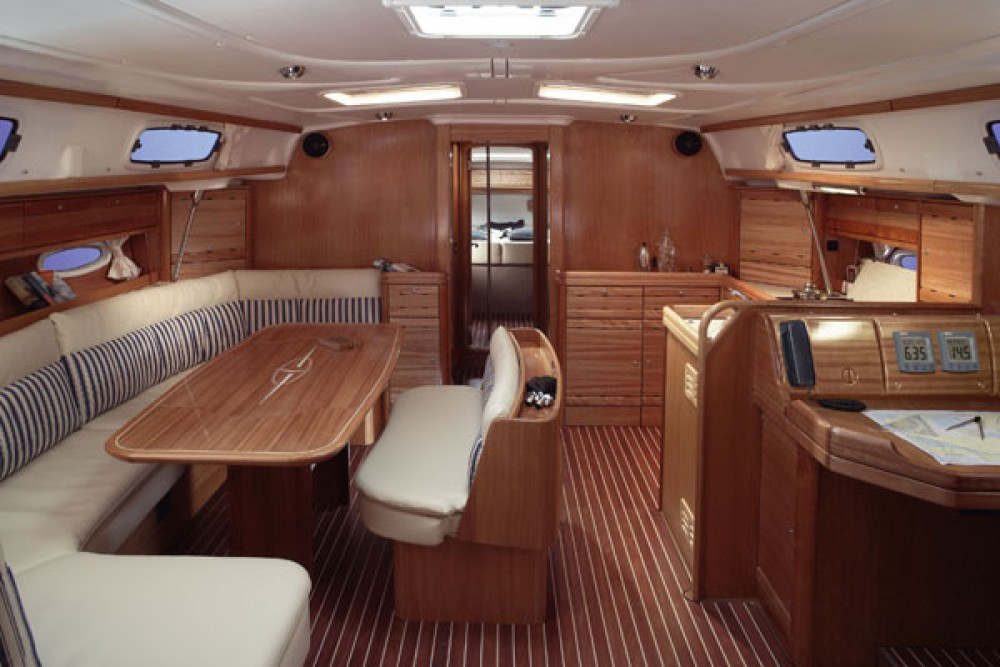 Rent a Bavaria Cruiser 50 Jezera