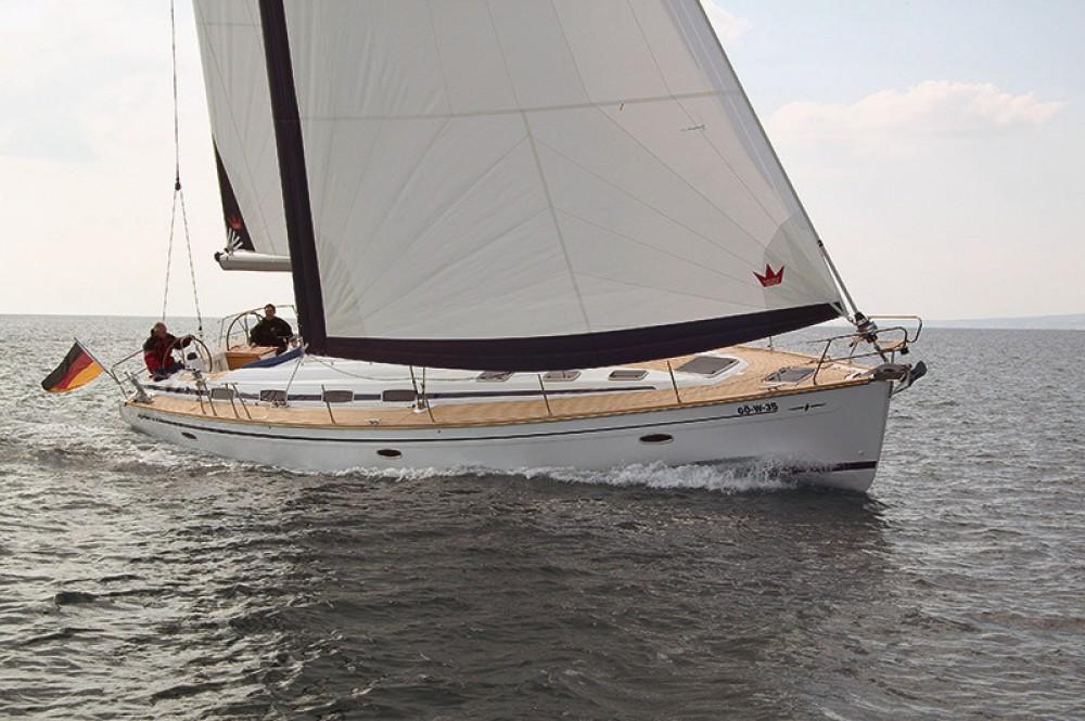 Rent a Bavaria Cruiser 50 Jezera