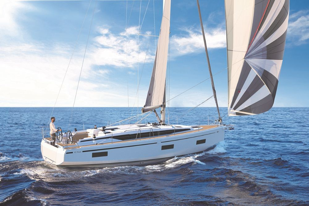 Boat rental  cheap Bavaria C42