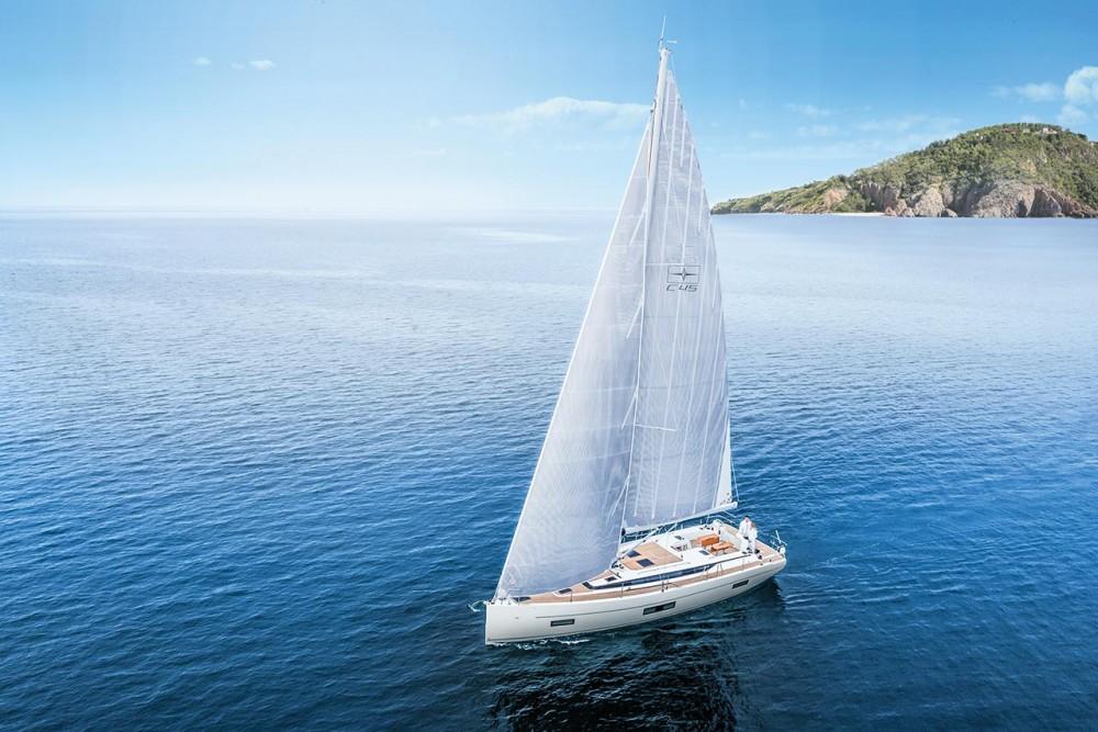 Boat rental Croatia cheap Bavaria C45 - 4 cab.