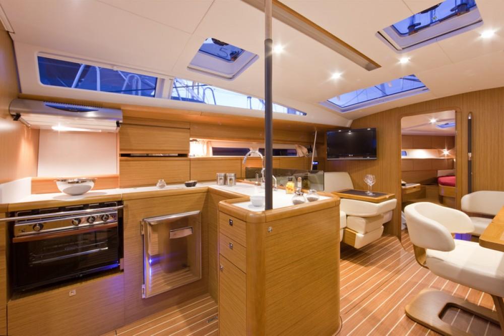 Rental yacht Göcek - Jeanneau Jeanneau 53 on SamBoat