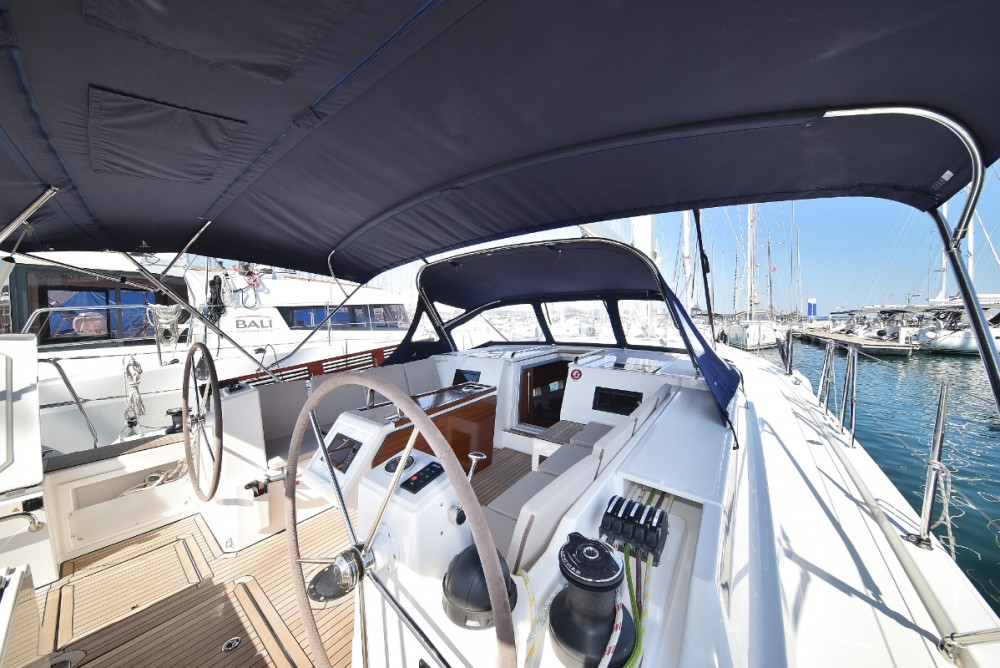 Bavaria C 45 between personal and professional