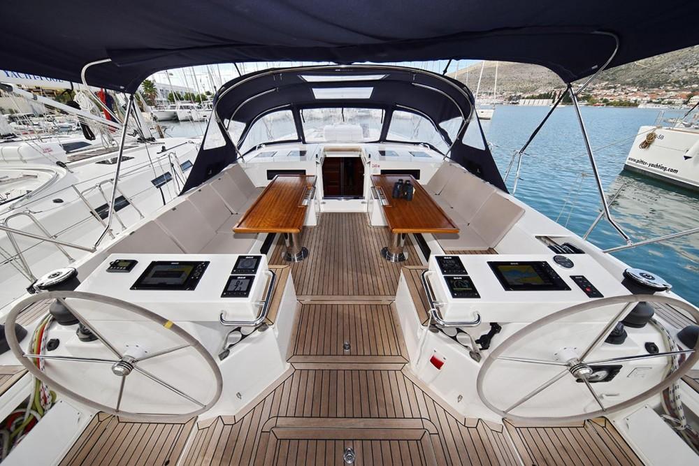 Boat rental Bavaria C 57 in Croatia on Samboat