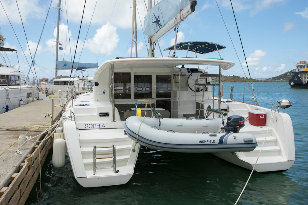 Rental Catamaran in Tortola - Lagoon Lagoon 39