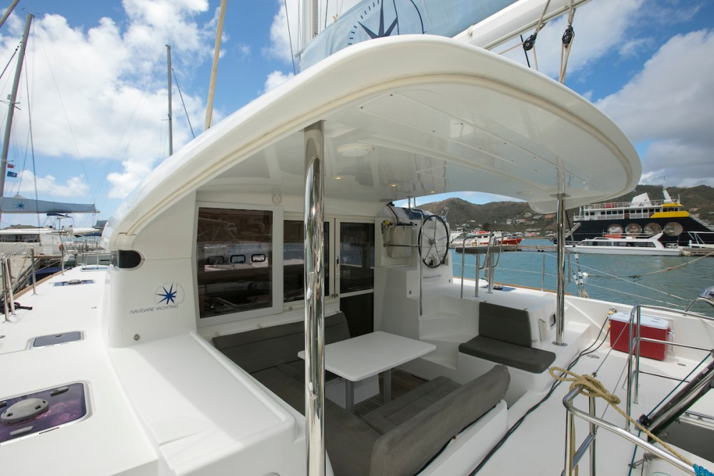 Catamaran for rent Tortola at the best price