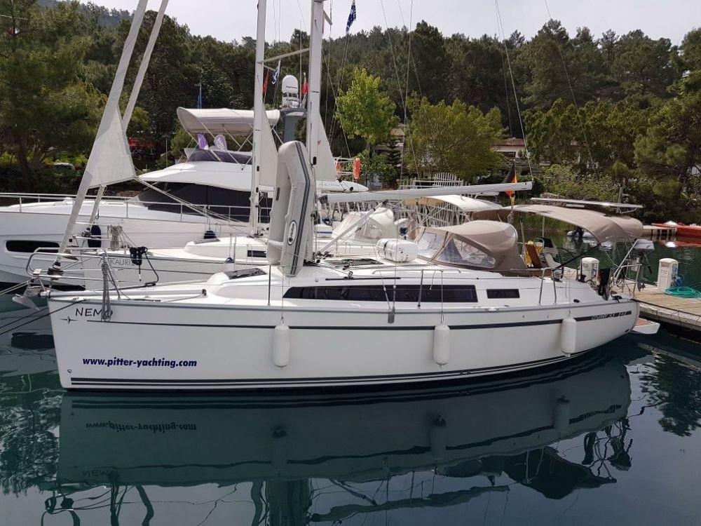 Boat rental Göcek cheap Cruiser 33