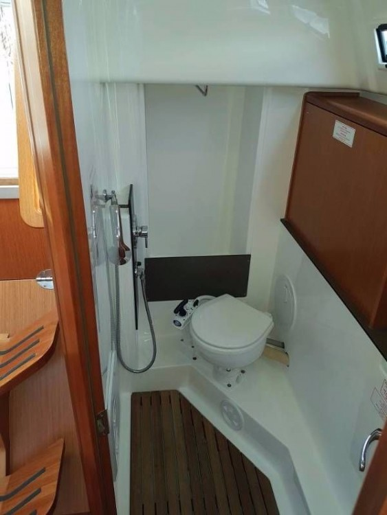 Bavaria Cruiser 33 between personal and professional Göcek