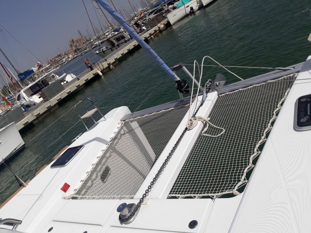 Boat rental Balearic Islands cheap Lagoon 40 - 4 + 2 cab
