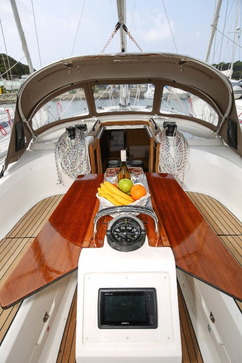 Rental yacht Trogir - Bavaria Cruiser 34 on SamBoat
