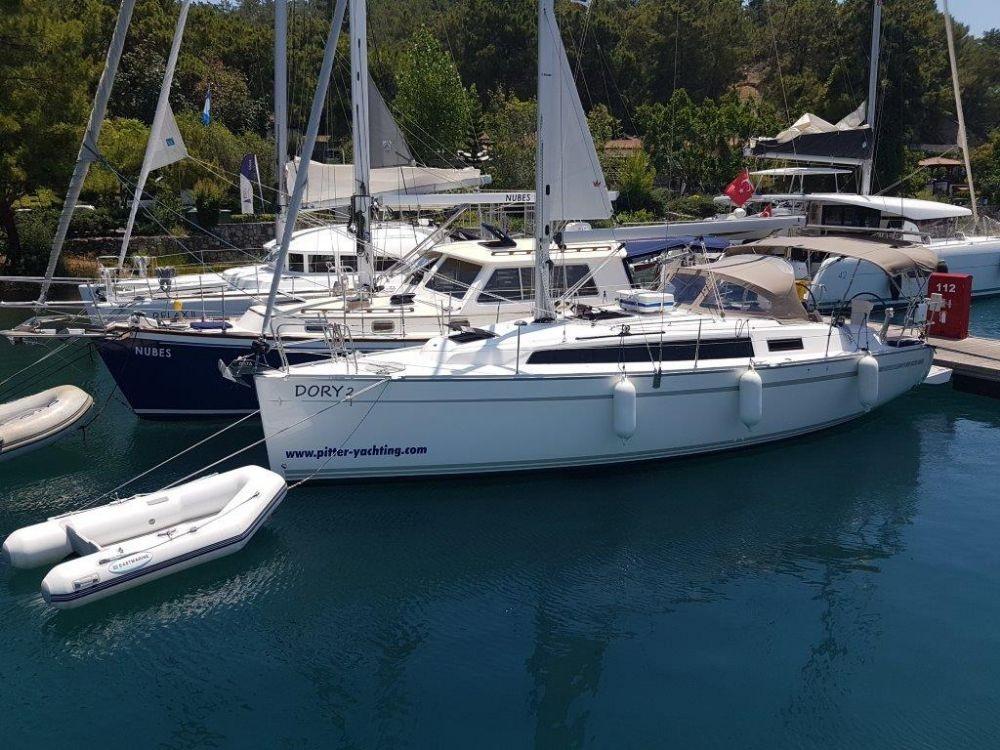 Boat rental Bavaria Bavaria Cruiser 34 - 2 cab. in Göcek on Samboat