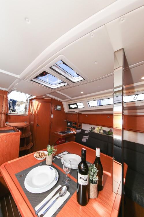 Rental Sailboat in Croatia - Bavaria Cruiser 34
