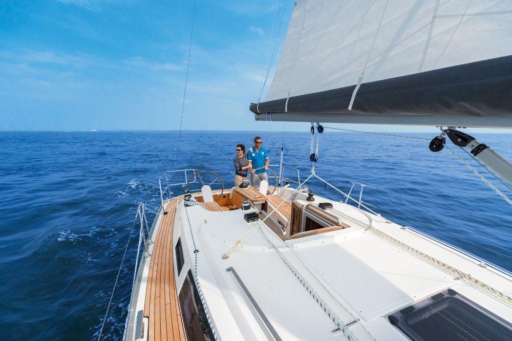 Rent a Bavaria Cruiser 34 Zadar