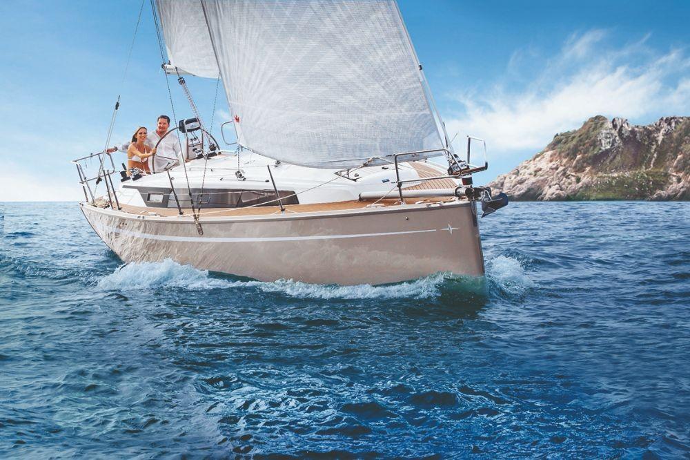 Rental Sailboat in Croatia - Bavaria Bavaria Cruiser 34