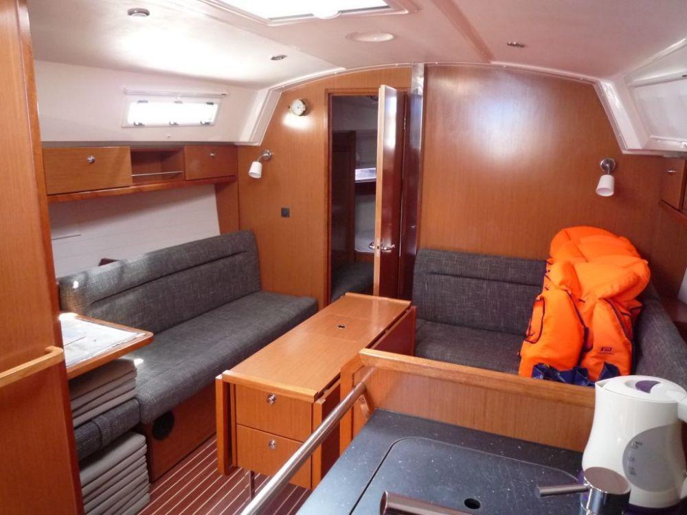 Boat rental Vólos cheap Cruiser 36
