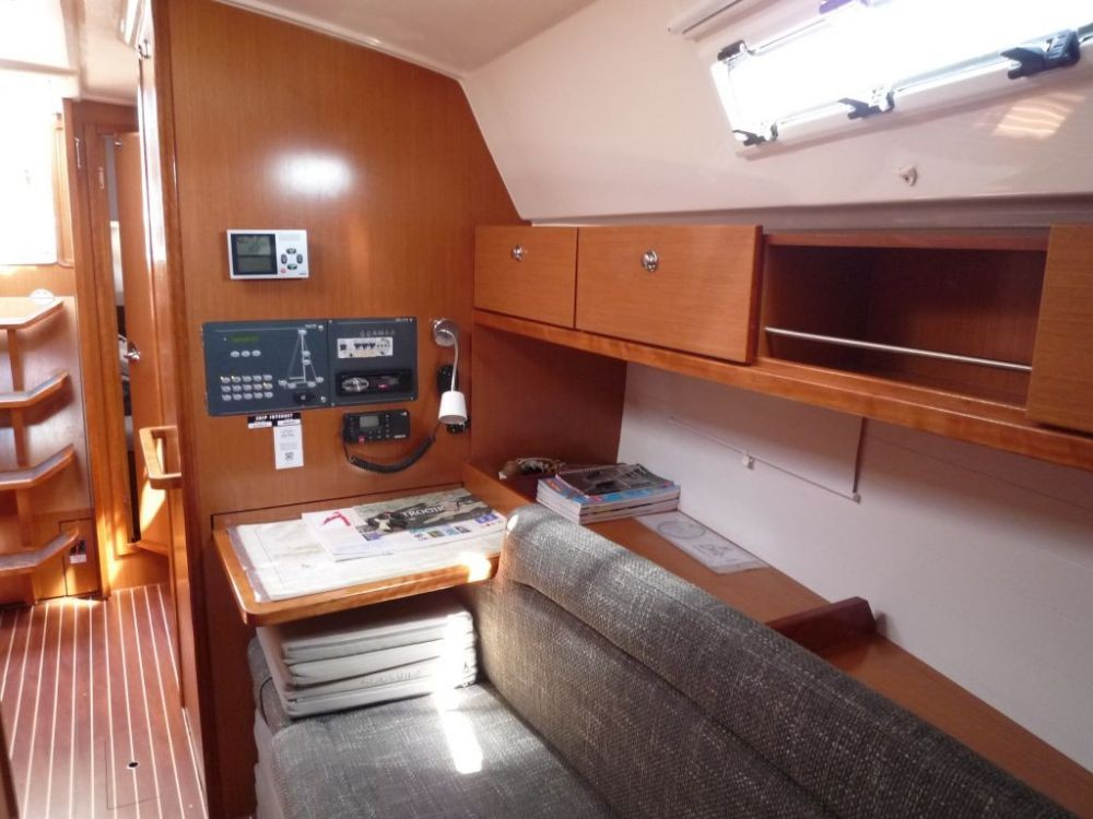 Bavaria Cruiser 36 between personal and professional Vólos