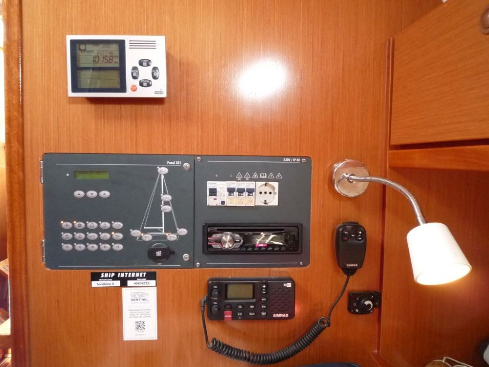Rental yacht Vólos - Bavaria Cruiser 36 on SamBoat