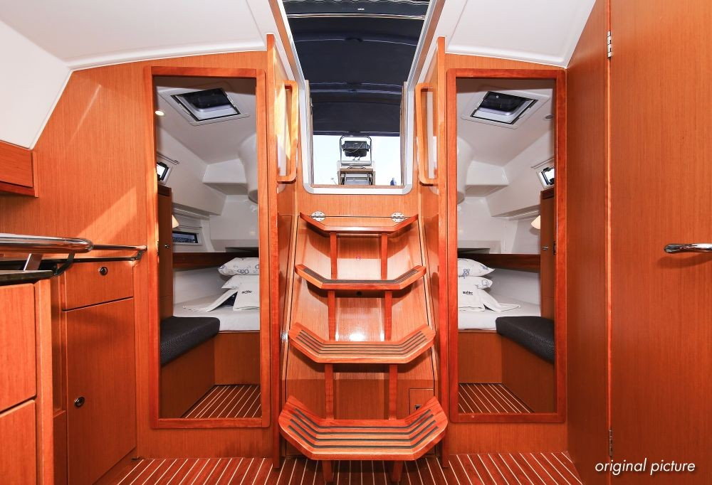 Rental yacht Croatia - Bavaria Cruiser 36 on SamBoat