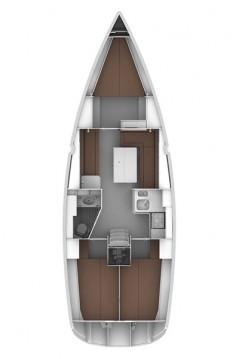 Bavaria Cruiser 36 between personal and professional Pula