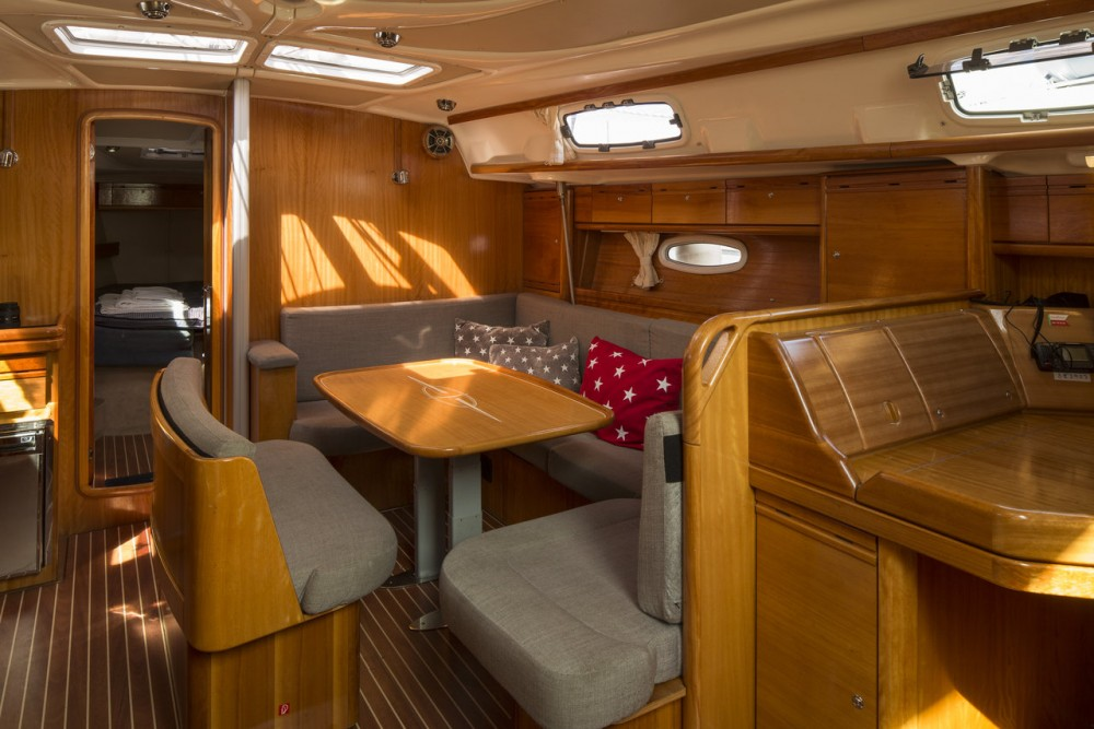 Rent a Bavaria Cruiser 42