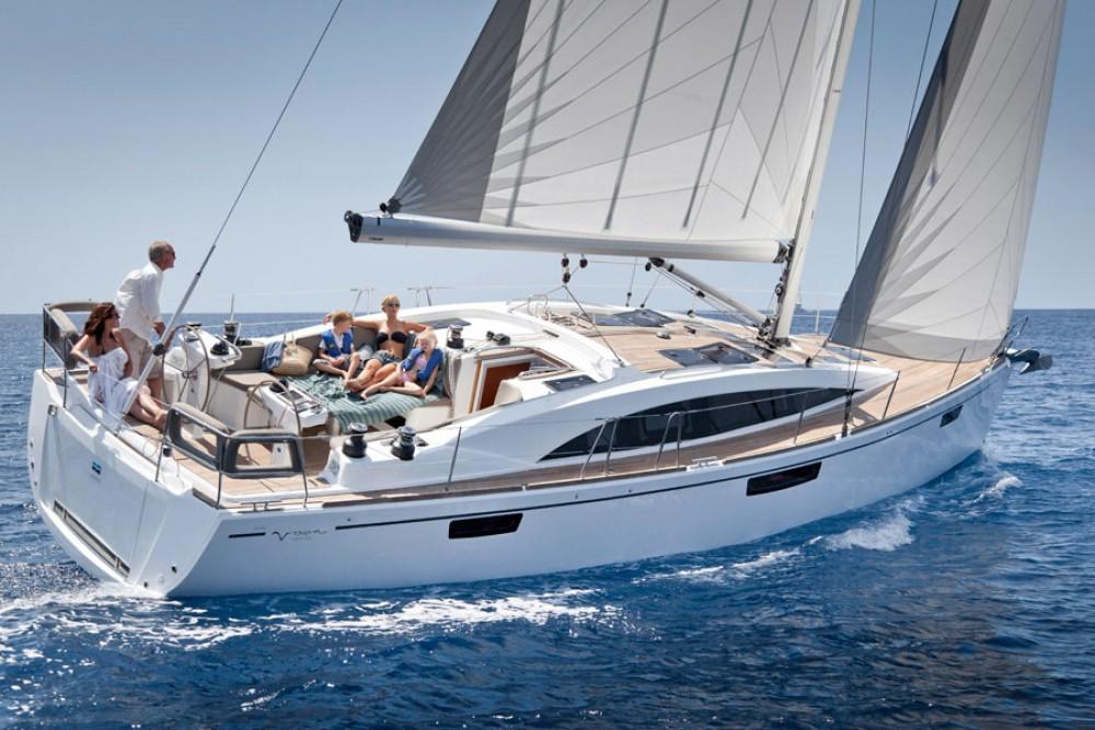 Boat rental Bavaria Bavaria 46 Vision in Seget Donji on Samboat