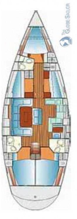Rent a Bavaria Cruiser 50 Sweden