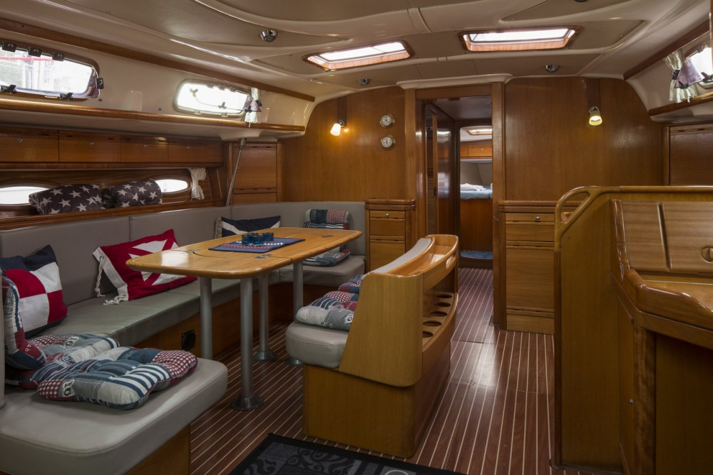Boat rental Bavaria Cruiser 50 in Sweden on Samboat