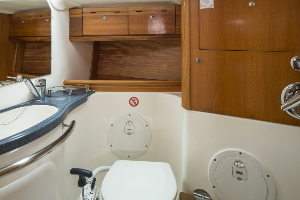 Boat rental Sweden cheap Cruiser 50