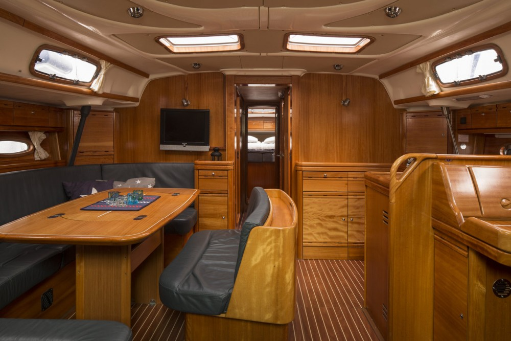 Sailboat for rent Sweden at the best price