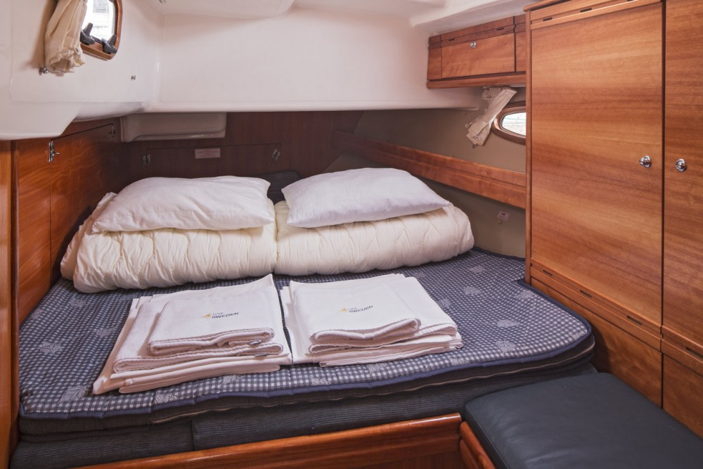 Bavaria Cruiser 50 between personal and professional Sweden