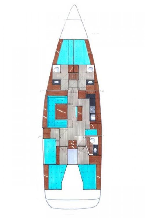Boat rental  cheap Bavaria 55 Cruiser
