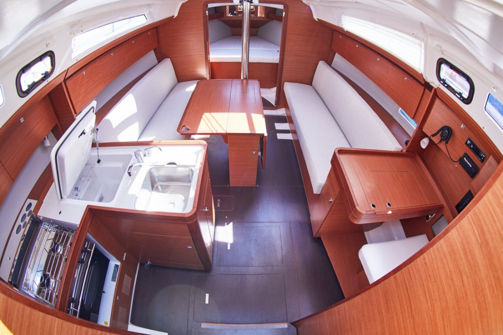 Rental yacht  - Dufour Dufour 360 Grand Large on SamBoat