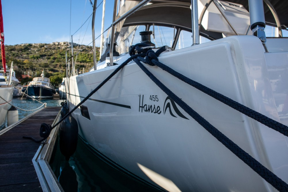 Hire Sailboat with or without skipper Hanse Primošten
