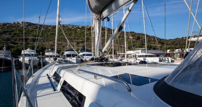 Boat rental Hanse Hanse 455 in Primošten on Samboat