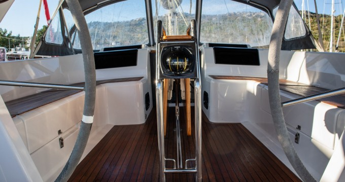 Rental yacht Primošten - Hanse Hanse 455 on SamBoat