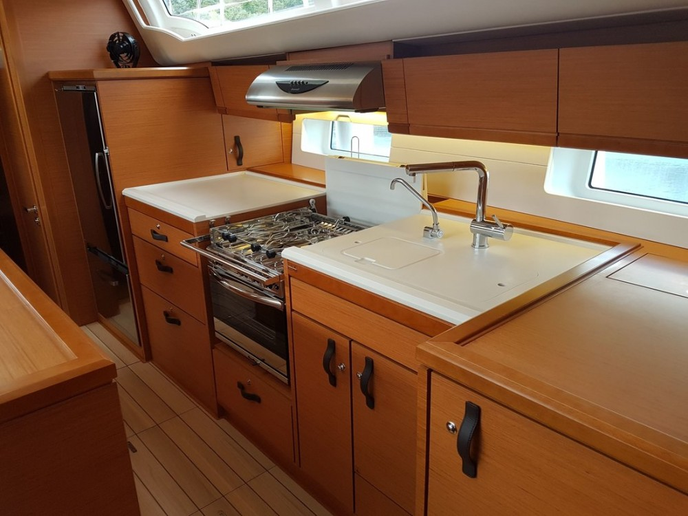 Boat rental Primošten cheap Jeanneau 54