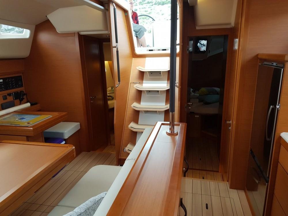 Rental yacht Primošten - Jeanneau Jeanneau 54 on SamBoat