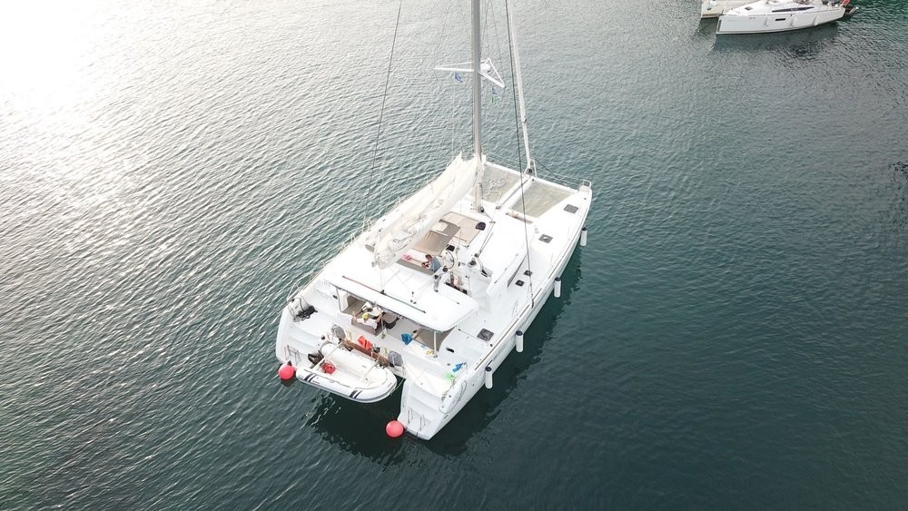 Rental yacht Primošten - Lagoon Lagoon 450 - 4 + 2 cab. on SamBoat